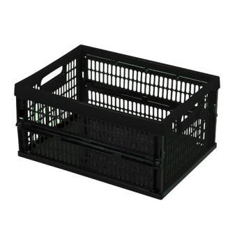 Curver Shopbox 34l Noir 47x34xh24cm