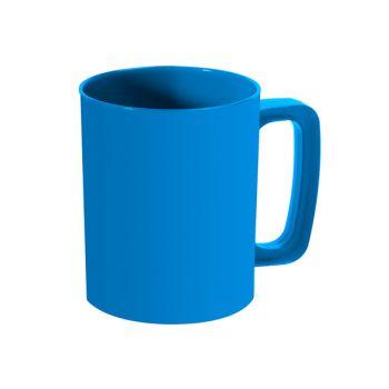 Hega Hogar Taza Mug 0.4l 3 Types Vert-bleu-fuchjsia