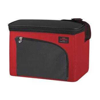 Thermos Cameron Sac Isotherme Rouge 4l 6 Can