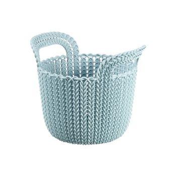Curver Knit Manne Xs Ro 3l Misty Blue