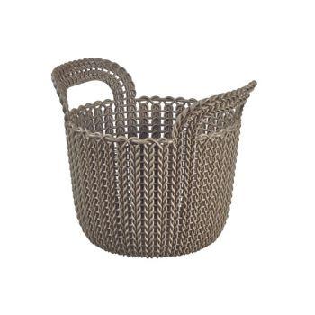 Curver Knit Manne Xs Ro 3l Harvest Brown
