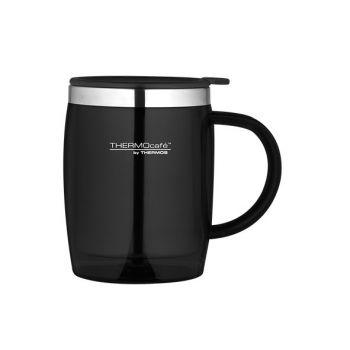 Thermos Desk Mug Noir 0.45l