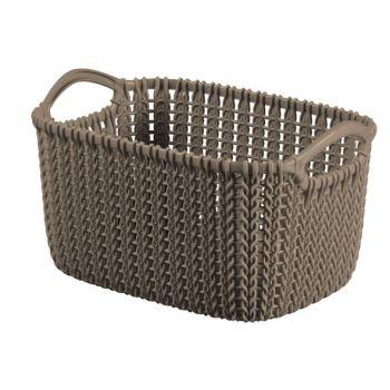 Curver Knit Manne Xs Re 3l Harvest Brown