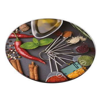 Cosy & Trendy Balance Cuisine Ronde D18.5cm 5kg-1gr 3v
