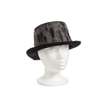Cosy @ Home Chapeau Avec Toile D Araignee Noir