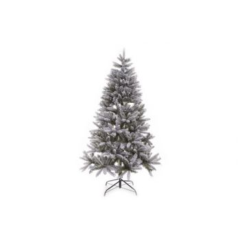 Cosy @ Home Sapin Flocked Pe Mix 150cm D95cm 478t