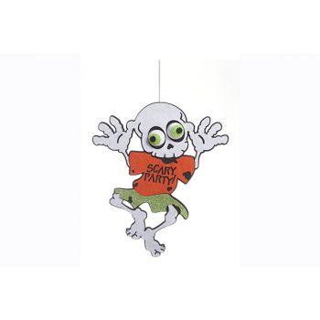 Cosy @ Home Susp Squelette Scary Party Feutre 39x45c