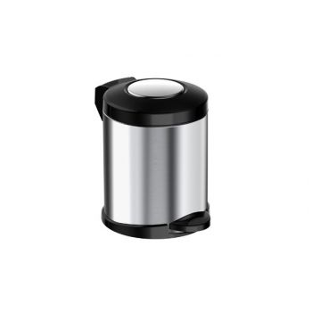 Meliconi Sea A Pedal New Opera Brushed Steel 5l