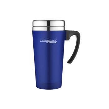 Thermos Soft Touch Travel Mug Bleu 420ml
