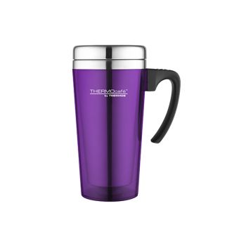 Thermos Soft Touch Travel Mug Pourpre 420ml