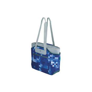 Alfi Isobag Sac Isotherme 2pcs Blue Squares