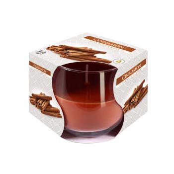 Cosy & Trendy Ct Bougie Parfum Verre Cinnamon-brun 24u
