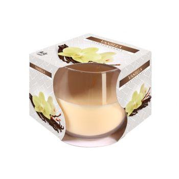 Cosy & Trendy Ct Bougie Parfum Verre Vanille-creme 24h