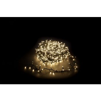 Light Creations Shimmerlight Led 34m 1500l Blanc Chaud
