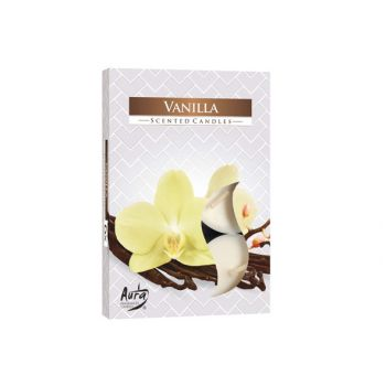 Cosy & Trendy Ct Set 6 Chauffe-plat Vanille 4h