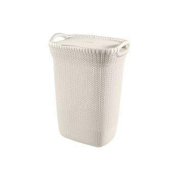 Curver Knit Box A Linge 57l Oasis White