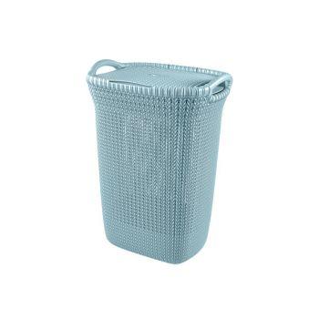 Curver Knit Box A Linge 57l Misty Blue