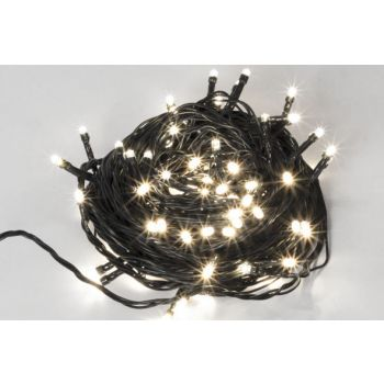 Light Creations Glimmer Light Led 6m 40 Lampes Blanches