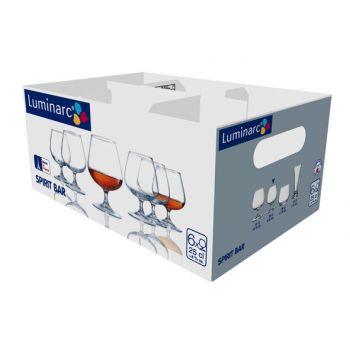 Luminarc Spirit Bar Brandy Verre A Cognac 25cl