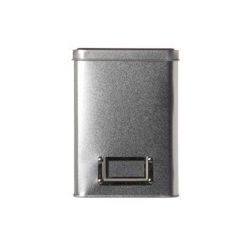 Cosy & Trendy Boite De The - Argente 10.8xh15cm