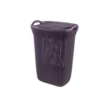 Curver Knit Box A Linge 57l Twilight Purple