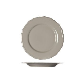 Cosy & Trendy Julia Taupe Assiette Plate D28cm