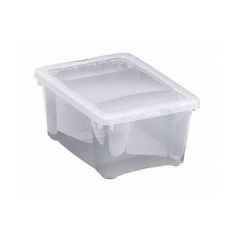 Cosy & Trendy Box Transparent 1.7l 20x15xh9cm
