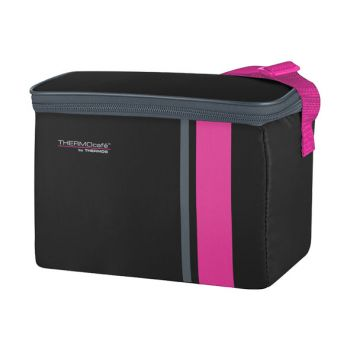 Thermos Neo Sac Isotherme 4,5l Noir-pink