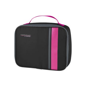 Thermos Neo Standard Lunch Kit Noir-pink