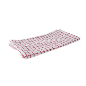 Cosy & Trendy For Professionals Essuie Mains S6 Ca 68x68cm Rood
