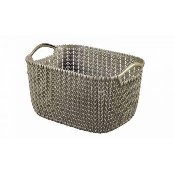 Curver Knit Manne S Re 8l Harvest Brown