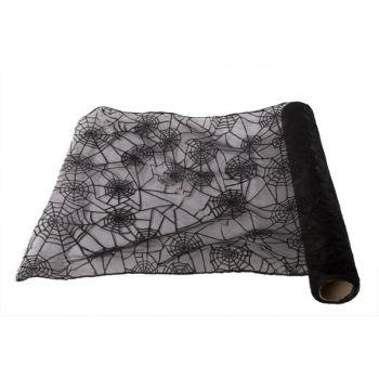 Cosy @ Home Etoffe Deco S Rouleau Toile Noir 40x200c