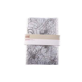 Cosy @ Home Etoffe Toile Araignee Blanc Arg 1.5x3m