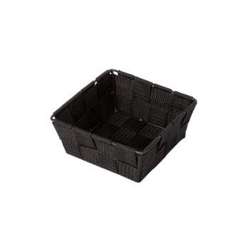 Cosy & Trendy Expert Panier Noir 13x13x6cm Nylon