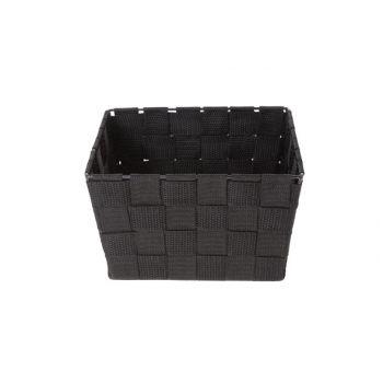 Cosy & Trendy Expert Panier Noir 19x19x11cm Nylon