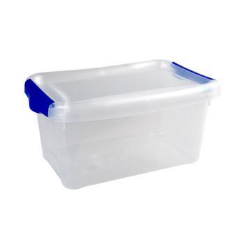 Hega Hogar Box 2.5l A. Couv. 2clips Anse Bleu