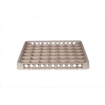 Plastibac Bord Pour Bac 49 Compartiments