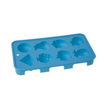 Cosy & Trendy Bac A Glacons Fruit 20x11x2.5cm Bleu