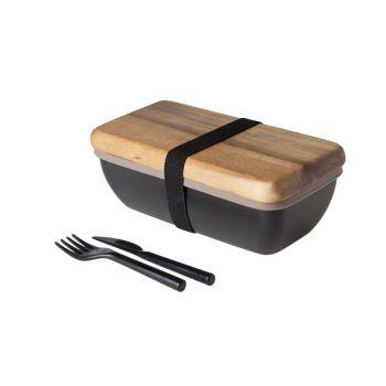 Cosy & Trendy Box-repas 20x11x7.5cm Avec Couverts