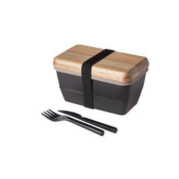 Cosy & Trendy Box-repas 15.5x9cm Avec Couverts