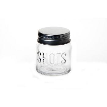 Cosy & Trendy Shots Verre  Transparent D5xh5,5cm