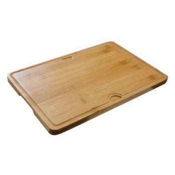 Cook'in Garden Plancha Planche A Decouper Bois