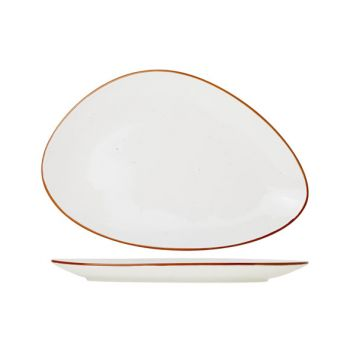 Cosy & Trendy For Professionals Terra Arena Assiette Triangle 33cm