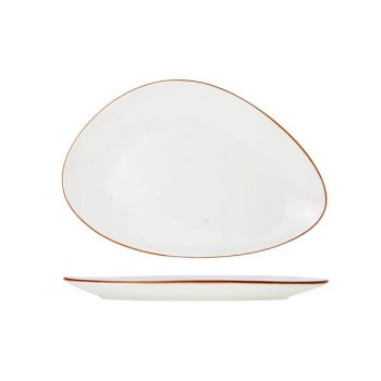 Cosy & Trendy For Professionals Terra Arena Assiette Triangle 37cm