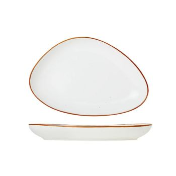 Cosy & Trendy For Professionals Terra Arena Assiette Creuse Triangle 29