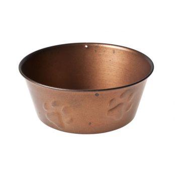 Cosy & Trendy Abreuvoir-auge Chien Cuivre 15x6cm