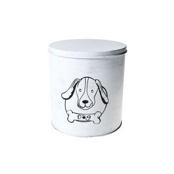Cosy & Trendy Boite De Nourriture P.chien D19xh21cm