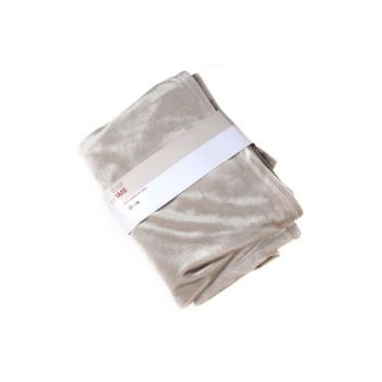 Cosy @ Home Chemin De Table Beige Rectangle Textile