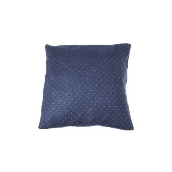 Cosy @ Home Coussin Bleu CarrÉ Laine 45x45xh0 With H
