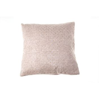 Cosy @ Home Coussin Rose CarrÉ Laine 45x45xh0 With H